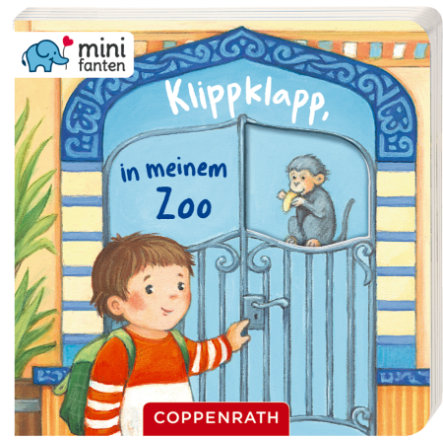 COPPENRATH minifanten 14: Klippklapp, in meinem Zoo