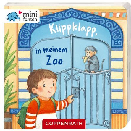 SPIEGELBURG COPPENRATH minifanten 14: Klippklapp, in meinem Zoo