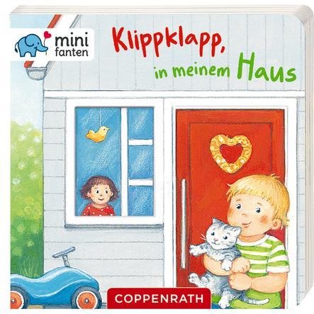 SPIEGELBURG COPPENRATH minifanten 17: Klippklapp, in meinem Haus