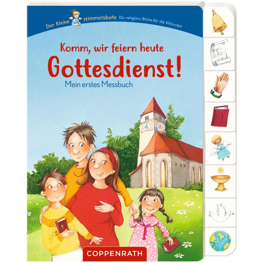 SPIEGELBURG COPPENRATH Komm, wir feiern heute Gottesdienst!