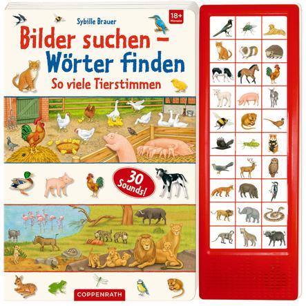 SPIEGELBURG COPPENRATH Bilder suchen-Wörter finden: So viele Tierstimmen