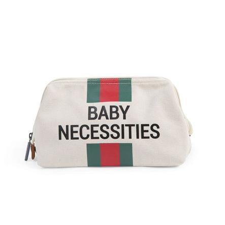 CHILDHOME Baby Necessär vit/grön/röd