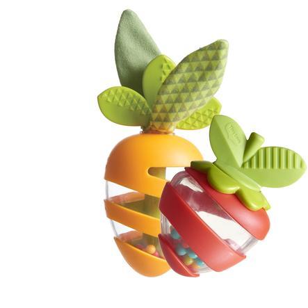 Tiny Love™ Hochet de dentition carotte fraise petite pousse