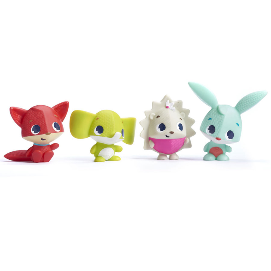Tiny Love™ XL Bath Squirters - Spritztiere 4er Set