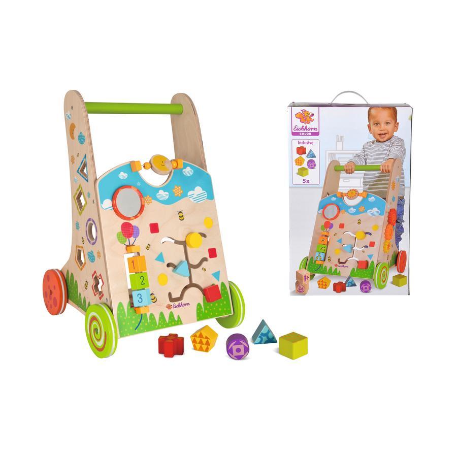 Eichhorn Color leketøy og vogn