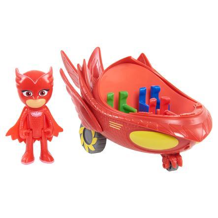 Simba PJ Masks Eulette met voertuig