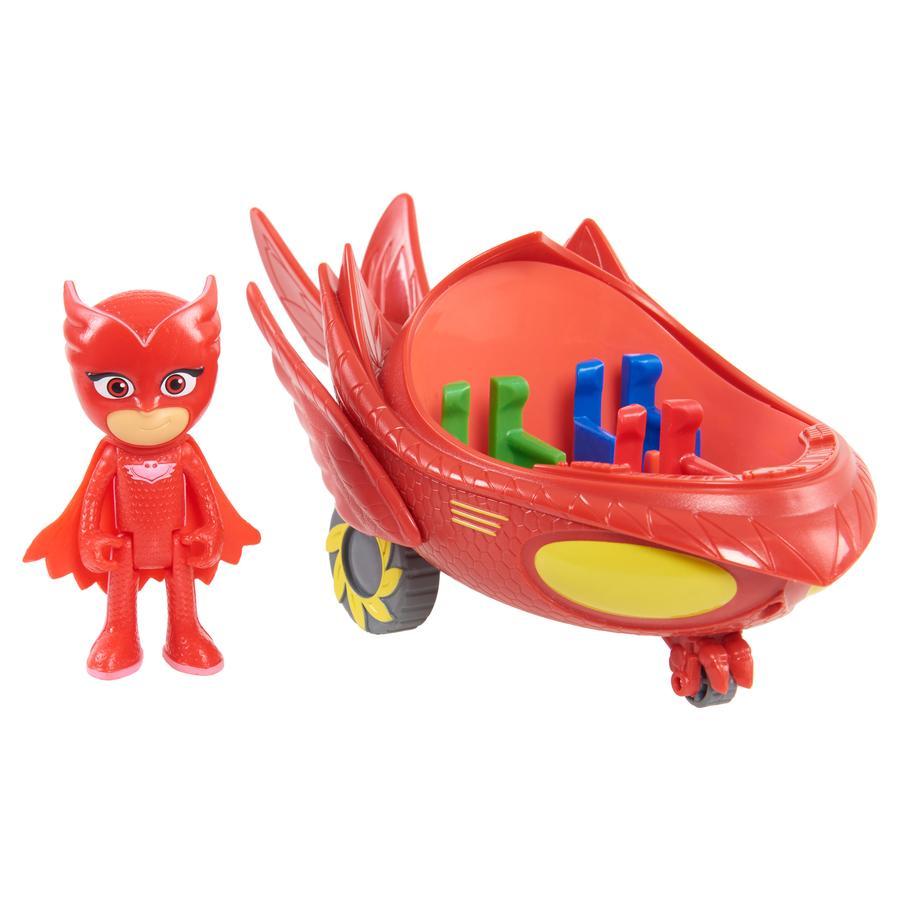 Simba PJ Masks Gufetta con gufo-mobile