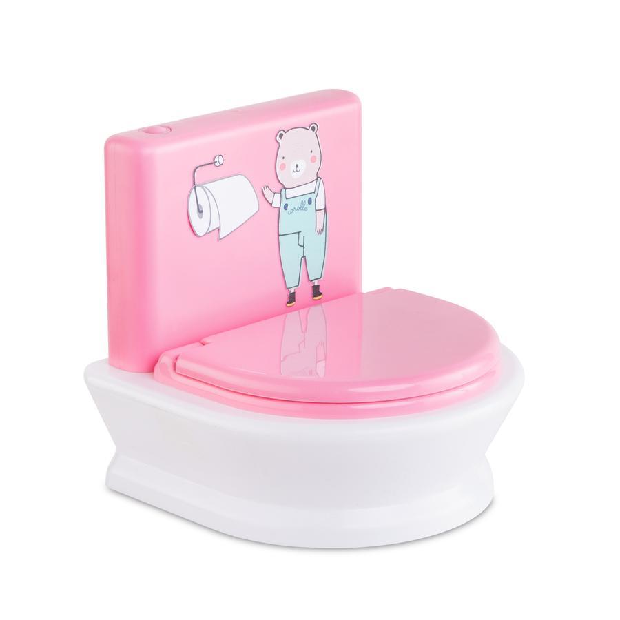 Corolle® Mon Grand interaktivt toalett