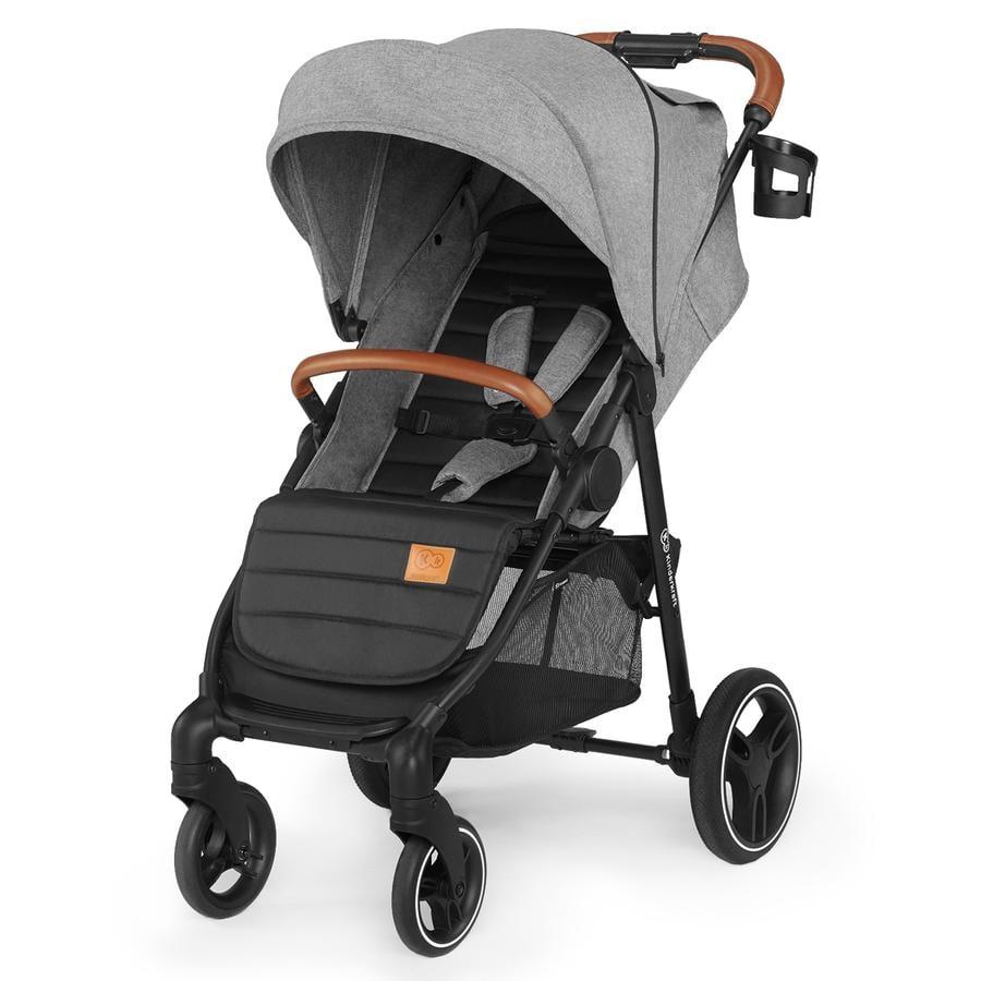 Kinderkraft Grande joggevogn lys grå