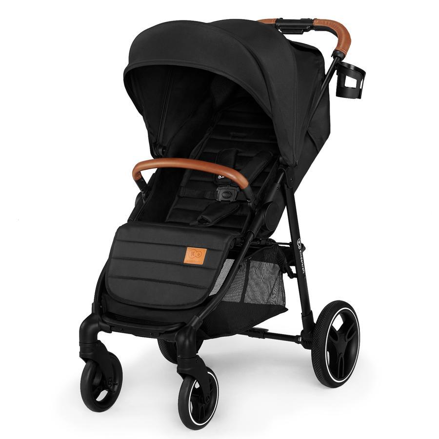 Kinderkraft Kinderwagen Grande 2020 Dark Black