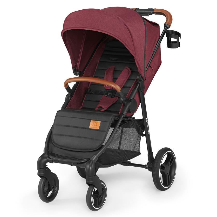 Kinderkraft Kinderwagen Grande 2020 Burgundy