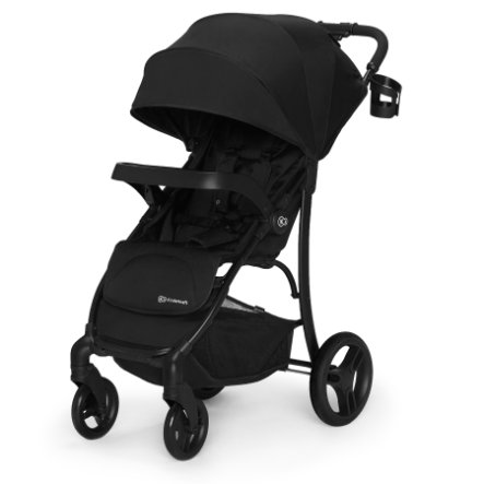 Kinderkraft Sulky Cruiser Black