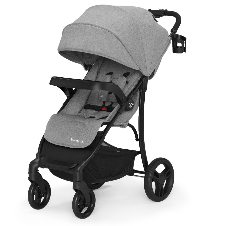 Kinderkraft Buggy Cruiser Grey