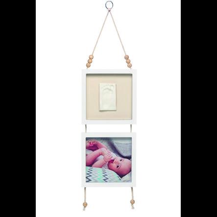 Baby Art Cadre de suspension à 2 volets - My Little Bird Hanging Frame