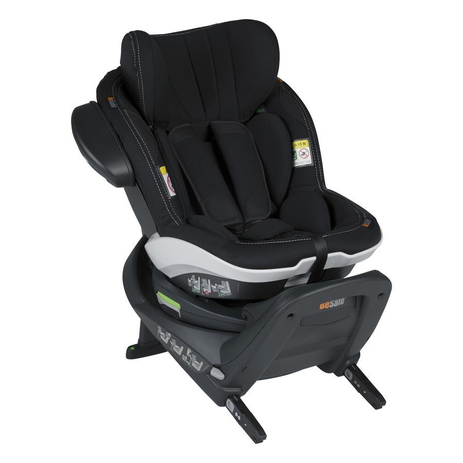 BeSafe Kindersitz iZi Turn i-Size Premium Car Interior Black