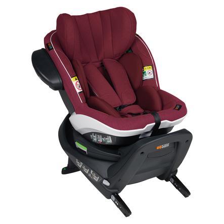 BeSafe Kindersitz iZi Turn i-Size Burgundy Mélange