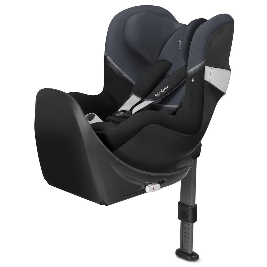 cybex GOLD Kindersitz Sirona M2 i-Size mit Base M Granite Black
