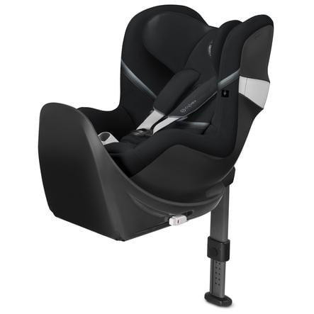 cybex GOLD Kindersitz Sirona M2 i-Size mit Base M Deep Black