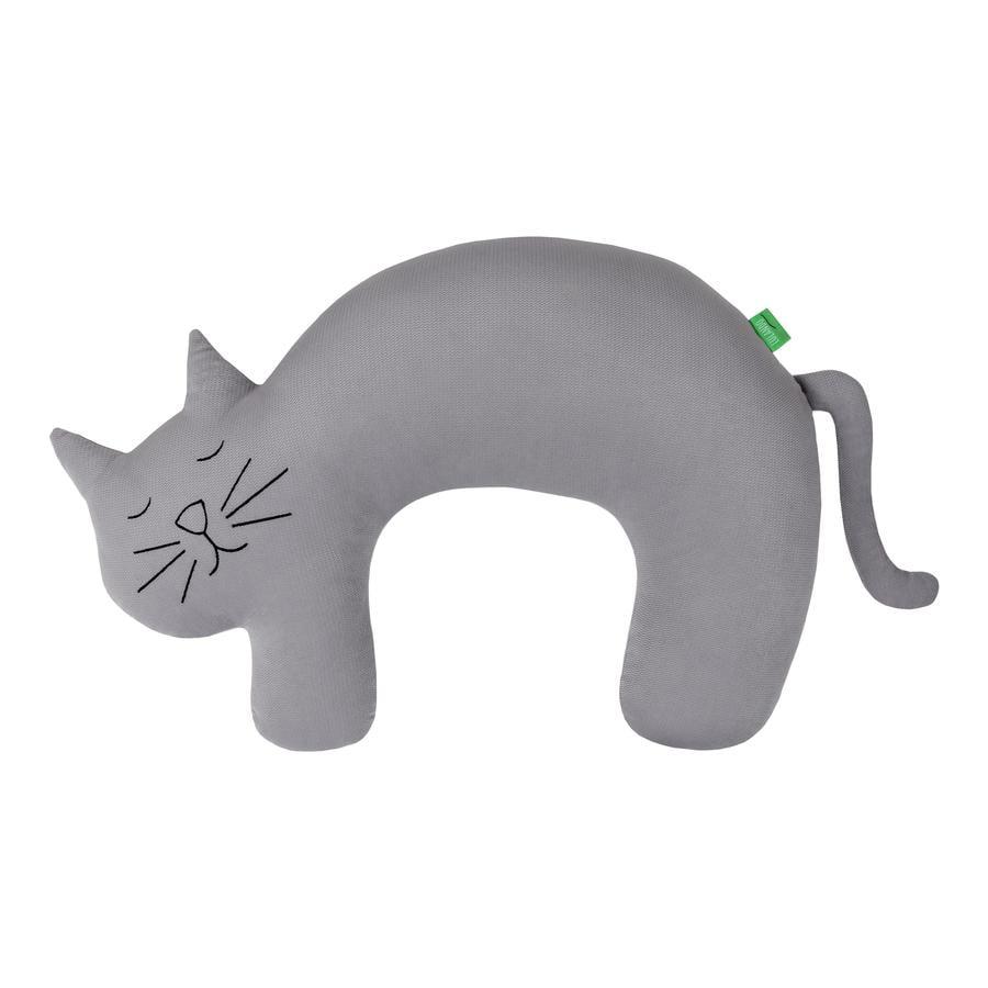 LULANDO Art Collection Ammepude Meow Velvet Grey