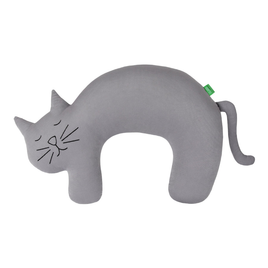 Lulando Art Collection Ammepute Meow Velvet Grey