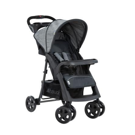 hauck Sportsvogn Shopper Neo II Melange Grey / Charcoal