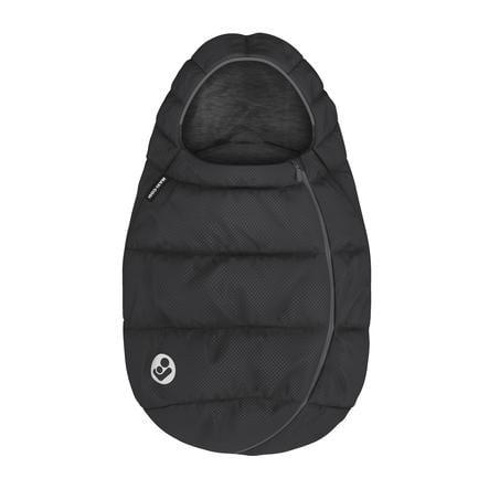 MAXI COSI Åkpåse för babyskydd Essential Black