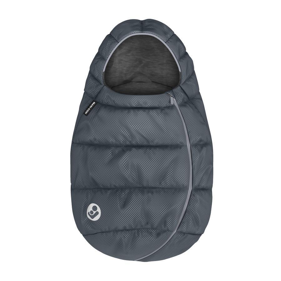 MAXI COSI Saco cubrepiés para silla portabebés Essential Graphite