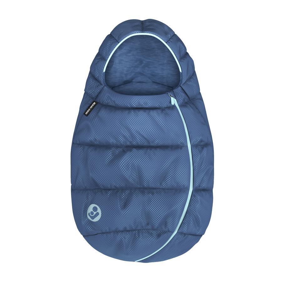 MAXI COSI Lämpöpussi vauvalle Essential -istuimet sininen