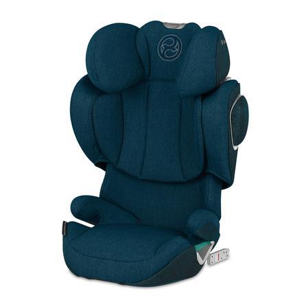 cybex PLATINUM Kindersitz Solution Z i-fix Plus Mountain Blue