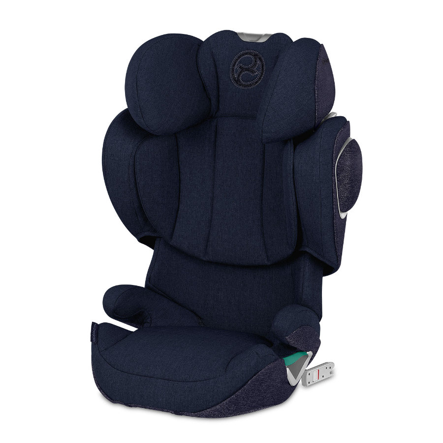 cybex PLATINUM Kindersitz Solution Z i-fix Plus Nautical Blue