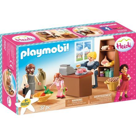 PLAYMOBIL® Heidi Dorfladen der Familie Keller 70257