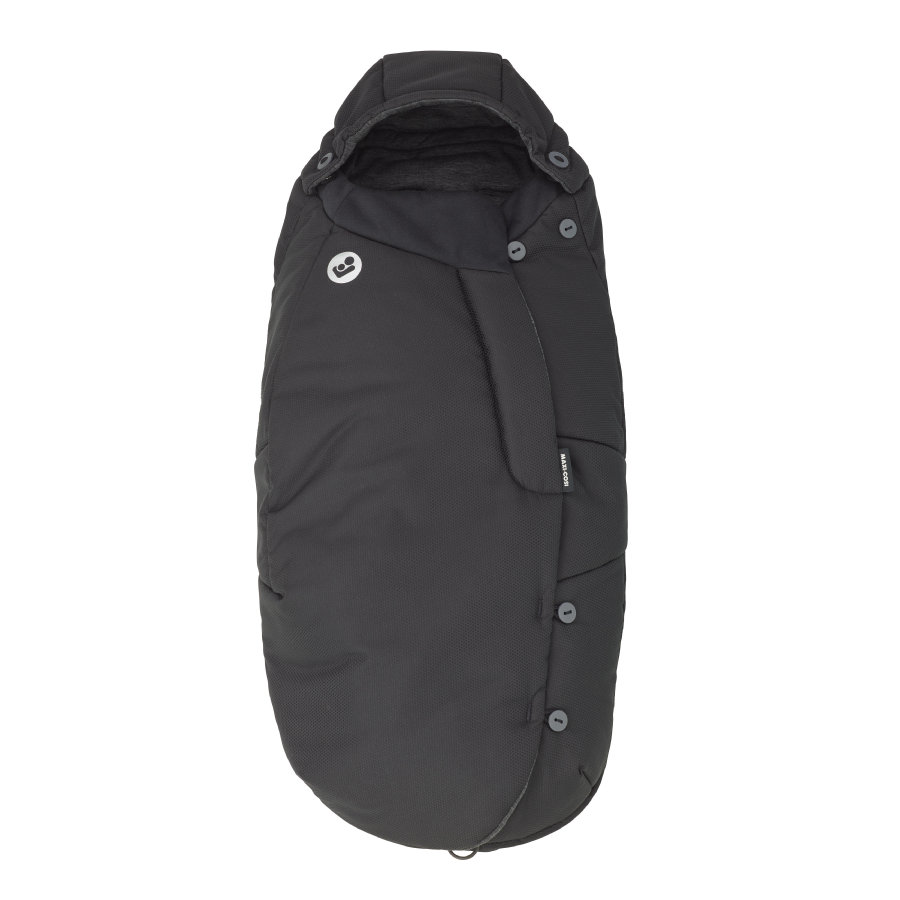 MAXI COSI General Fußsack Essential Black