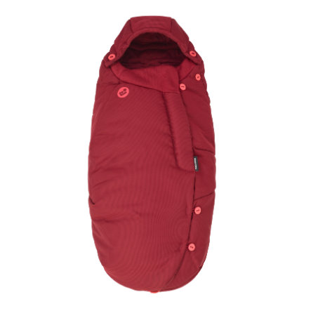 MAXI COSI General Fußsack Essential Red