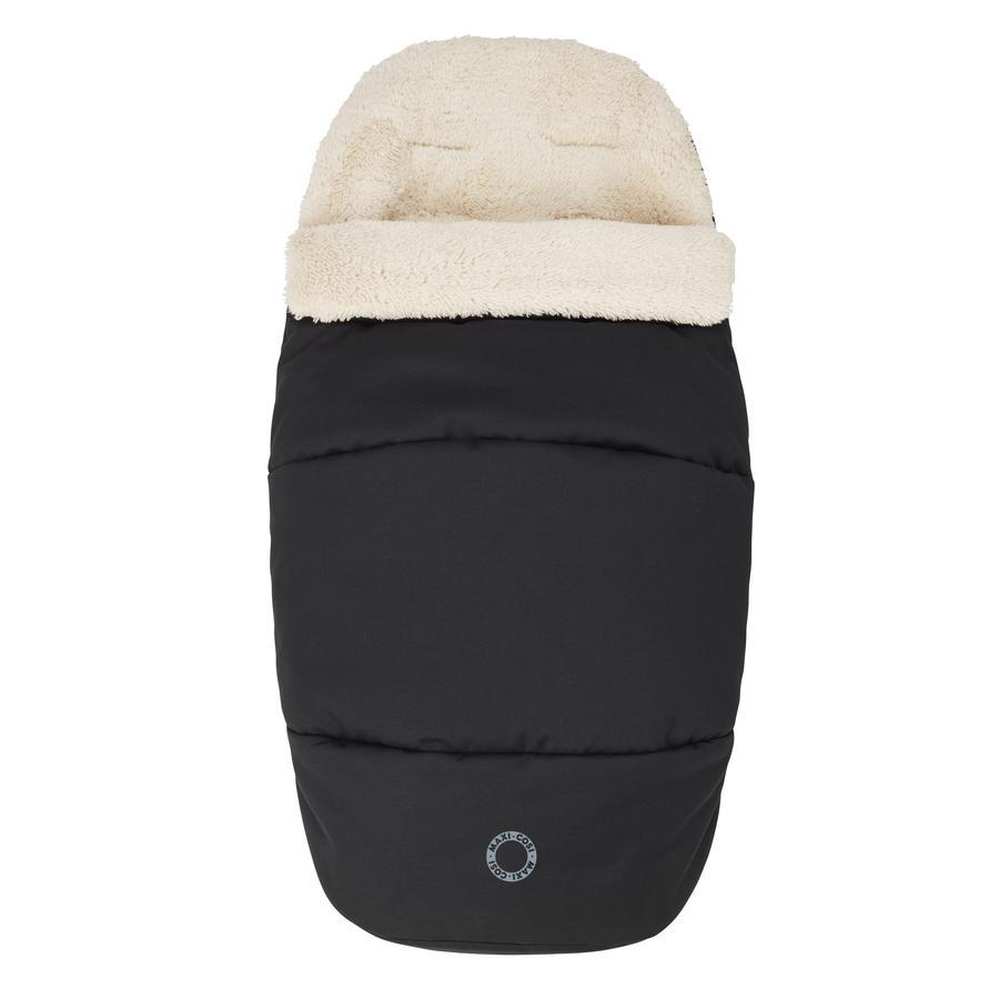 MAXI COSI Wintervoetenzak 2 in 1 Essential Black