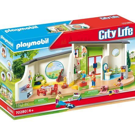 PLAYMOBIL ® City Life KiTa Rainbow 70280