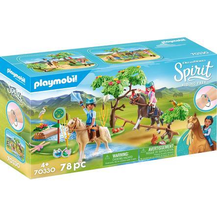 PLAYMOBIL® Spirit Riding Free Challenge joella