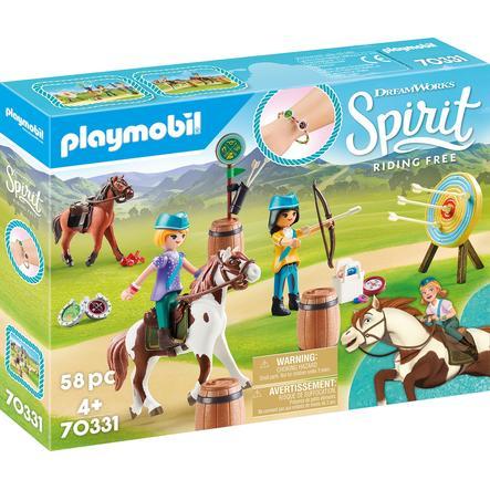 PLAYMOBIL ® Spirit Riding Free Outdoor Adventures