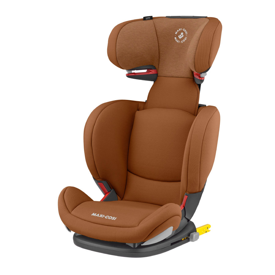 MAXI COSI Kindersitz Rodifix AirProtect Authentic Cognac