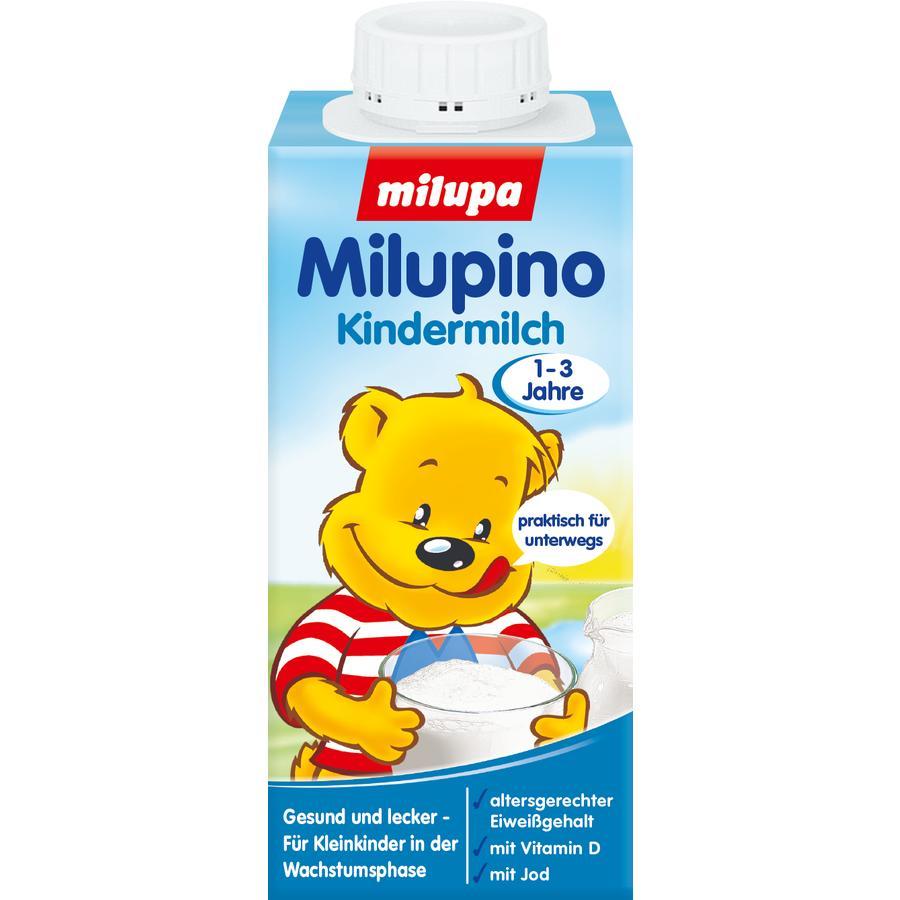 Milupa Kindermilch Milupino trinkfertig 200 ml ab dem 1. Jahr