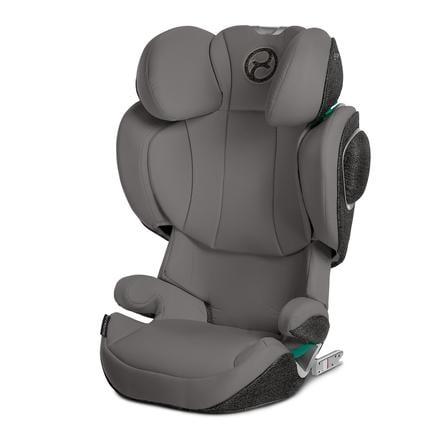 cybex PLATINUM Kindersitz Solution Z i-fix Soho Grey