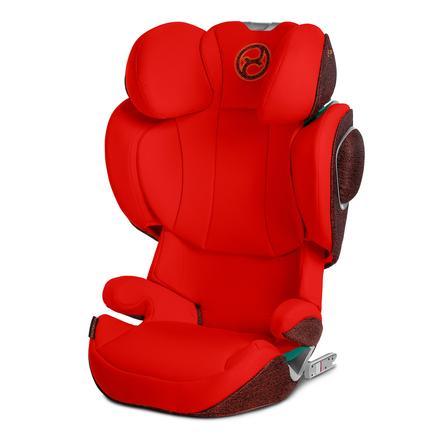 cybex PLATINUM Kindersitz Solution Z i-fix Autumn Gold