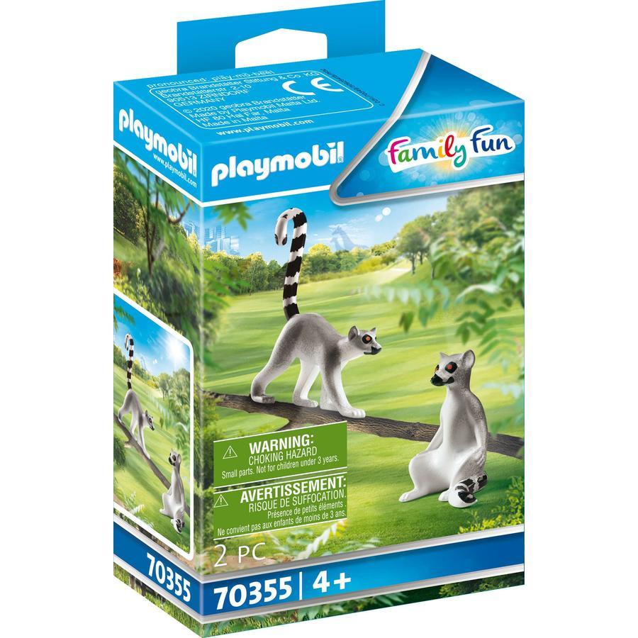 PLAYMOBIL  ® Family Fun 2 Kattas 70355