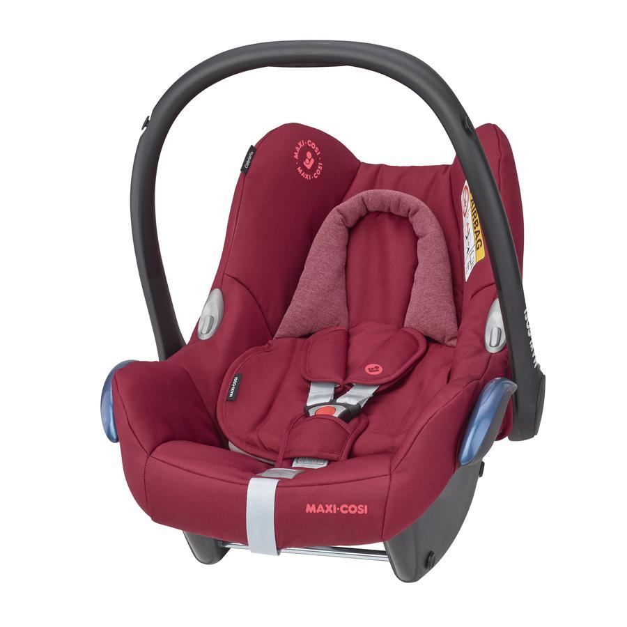 MAXI COSI Silla portabebés gr.0+ Cabriofix Essential Red