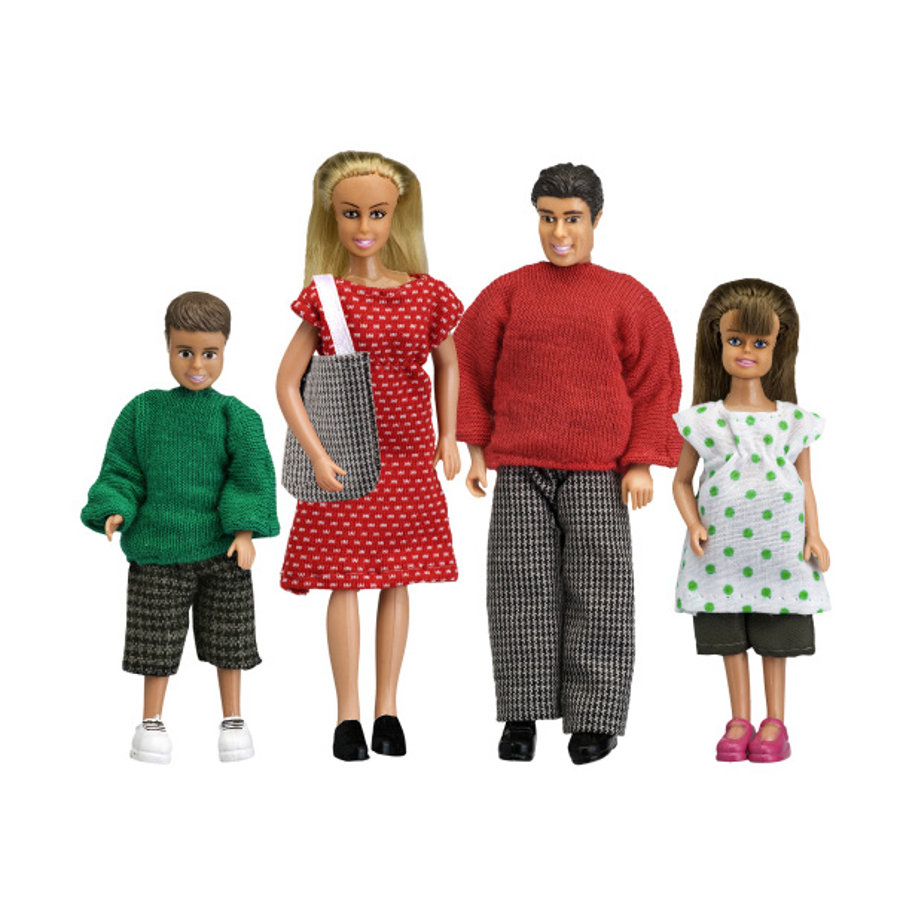 LUNDBY Smaland - Poppenfamilie Classic