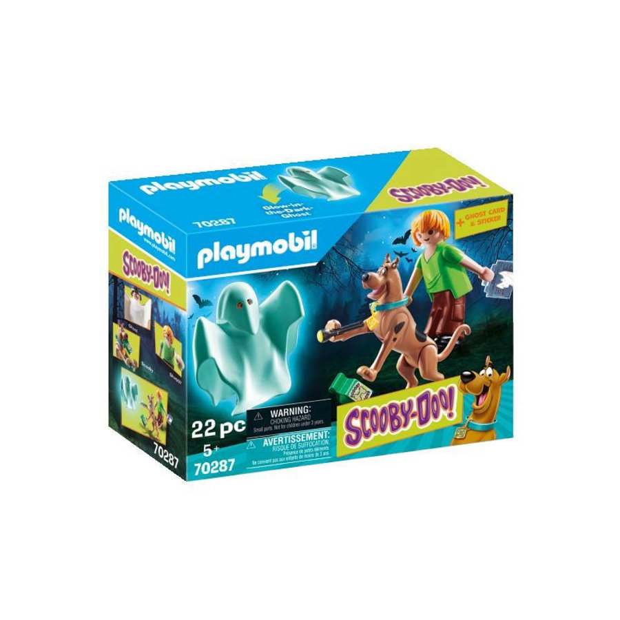 PLAYMOBIL® SCOOBY-DOO Scooby und Shaggy mit Geist