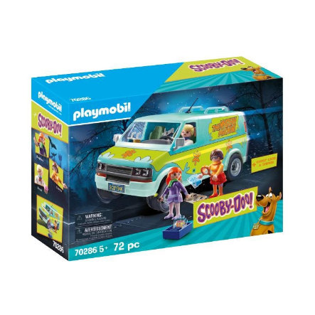 PLAYMOBIL® SCOOBY-DOO Mystery Machine