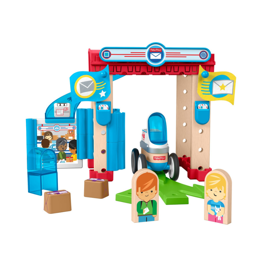 Fisher-Price® Wunder Werker Post