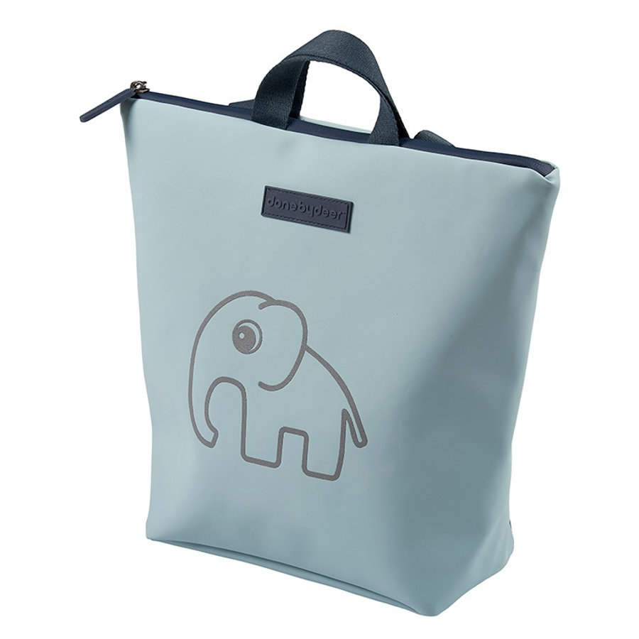 Done by Deer™ Kinderrucksack Elphee, blau