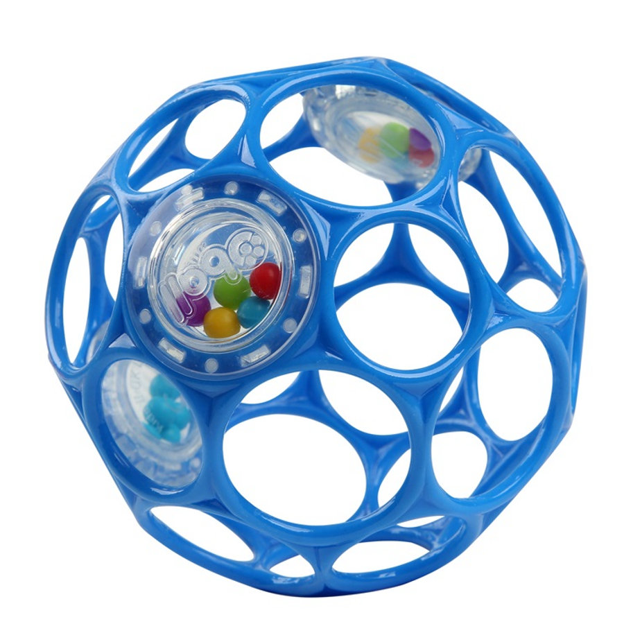 Oball ™ Rattle blue, 10 cm