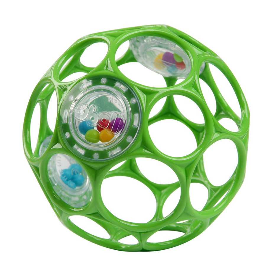 Oball™ Balle d'éveil vert, 10 cm
